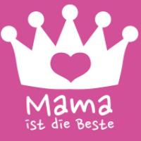 Mama Ist Die Beste Logo