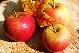 Apfel-Frühstück