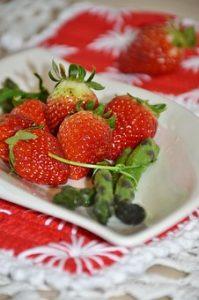 Der besondere Nachmittag - Erdbeer-Nachmittag