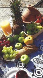 Vollwert-Frühstück