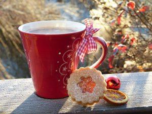 """""""Weihnachts""""-Frühstück"""